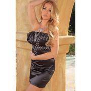 Мини-платье фото