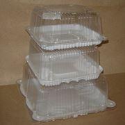 Упаковка для тортов и пирожных фото