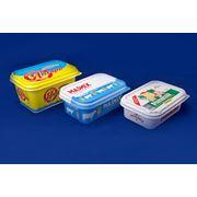 Баночки для упаковки плавленного сыра фото