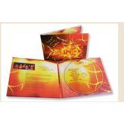 Картонная упаковка тдля дисков фото