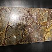 Мрамор HAF-157, Jungle Brown, 20мм, 50кг/㎡ фото