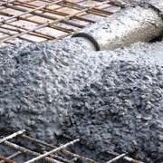 Доставим бетон фото