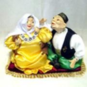 Сувенирная кукла фото
