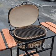 Керамический гриль-барбекю фото