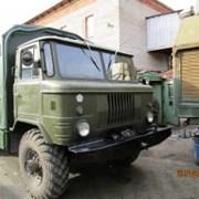 Грузовой автомобиль ГАЗ-66 шасси (бензин)  фото