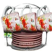 Чайный набор 13 предметов ВК-6822 фото