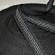 Лента корсажная с латексной нитью Л20Ч-50 фото