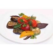 Доставка гарниров - Овощи на гриле фото