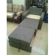 Изготовление мягкой мебели, кресло-кровать фото