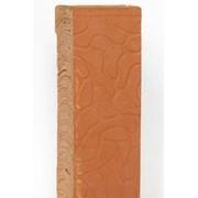 Кирпич одинарный полнотелый керамический с рисунком красный М-150 фото