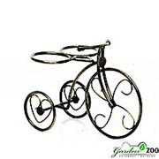 Цветочница велосипед 95-042 фото
