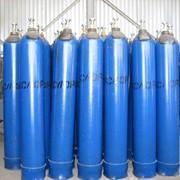 Доставка баллонов с техническими газами фото
