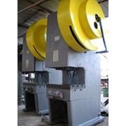 Пресс механический КД 2128. фото