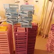 Ящики под подарки декоративные. Производство. фото