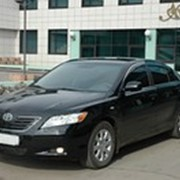 Toyota Camry Аренда автомобиля с водителем фото