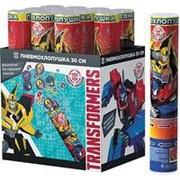 "Хлопушка ""Transformers"", 30 см фото"
