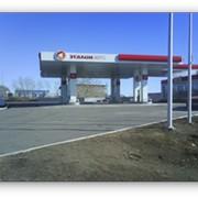Реконструкция автозаправочных станций фото