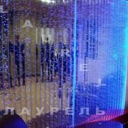 Пузырьковая панель из сотового оргстекла фото