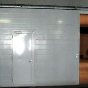 Двери противопожарные светопрозрачные
