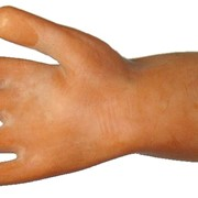 Перчатки диэлектрические бесшовные фото