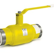 Кран шаровой LD Energy Ду 80 Ру 25 сварка полнопроходной, с рукояткой фото