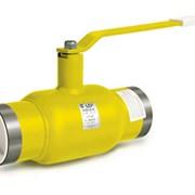 Кран шаровой LD Energy Ду 125 Ру 25 сварка полнопроходной, с рукояткой фото