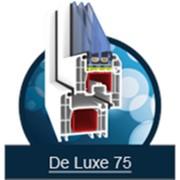 Профиль «De Luxe 75» фото