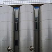 Производство резервуаров для пивобезалкогольной промышленности фото