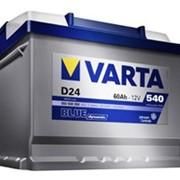 Аккумулятор VARTA BD 60 Ач 560127\560408 фото