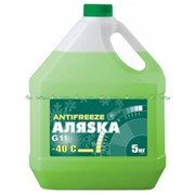 Антифриз Аляска -40 green (5кг) фото