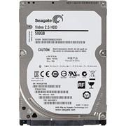 Жесткий диск HDD 2,5' 500GB Seagate ST500VT000 фото