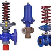 Регуляторы давления для воды, газа, пара фото