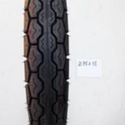 """Шина 18"""" заднего колеса 2,75 х18 SK-125 фото"""