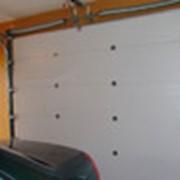 Гаражные секционные ворота DoorHan фото