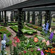Сад зимний французский фото