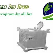 Контейнеры для радиоактивных отходов фото