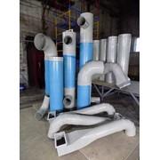 Воздуховоды пластиковые для вентиляции фото