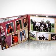 Полиграфическая фотокнига 20х15 (мягкая и твердая обложка) фото