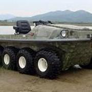 Автомобили специальные амфибии Jet Amphi 800 Efi фото
