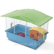 Клетка для грызунов Imac Remy, голубая фото