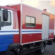 Комплектация фургонов, тентование и ролетные системы на фургоны, Киев фото