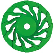 Пластина шлифовальная ST Spiral Ø 125 фото
