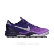 Баскетбольные кроссовки Nike Kobe 8 Purple Gradient арт. 23159 фото