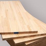 Мебельный щит сосновый, 28 мм фото