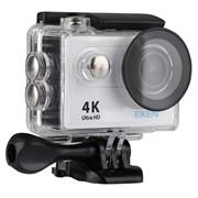 Экшн камера EKEN H9R Ultra HD 4K (серебристая) фото