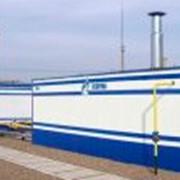 Станция автоматизированная газораспределительная Голубое пламя фото