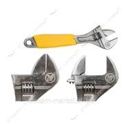 Ключ разводной ZYP (350-123) 250 мм №724168 фото