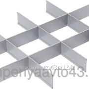 Металлический лоток (разделитель) для ящика инструментальной тележки, 580х406 мм МАСТАК 513-00581 фото