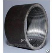 Муфта стальная, Ш25 фото
