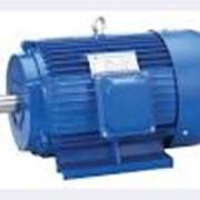 Электродвигатель промышленный фото